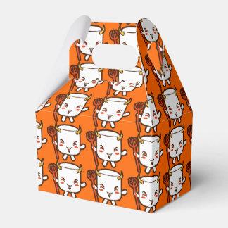 Devil Marshmallow Favor Box