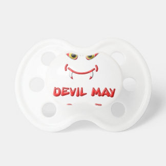 DEVIL MAY SMILE 2.png Pacifier