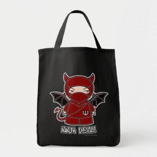 Devil Ninja! Tote Bag