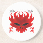 Devil of Halloween - Coaster