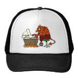 Devil On The Internet Trucker Hat