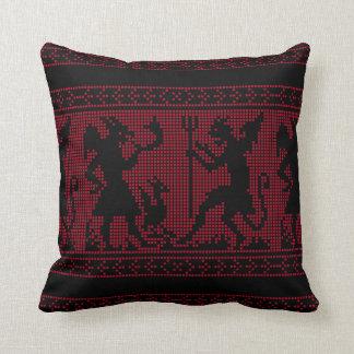 Devil Pattern Pillows