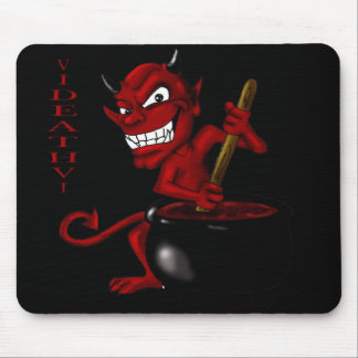 Devil PC Pad 2 Mouse Pad