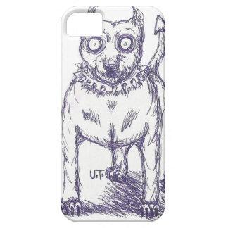 Devil pit bull iPhone SE/5/5s case