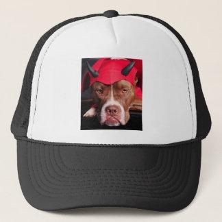 Devil Pit Trucker Hat