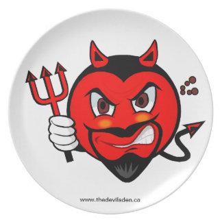 Devil Plate