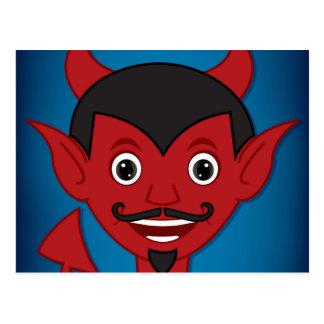 Devil Postcard