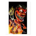 Devil Postcards