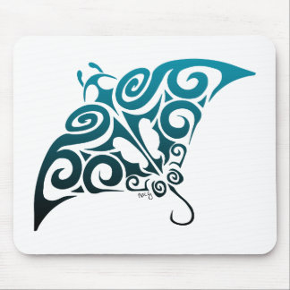 Devil Ray Mouse Pad