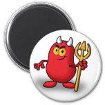 Devil Refrigerator Magnet