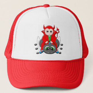Devil Rider Billy Baseball Cap
