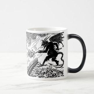 Devil Roasting Sinners  Mug