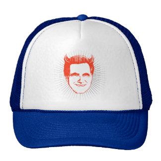 DEVIL ROMNEY BURST png Trucker Hat