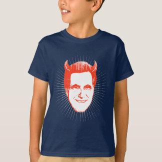 DEVIL ROMNEY BURST.png T-Shirt