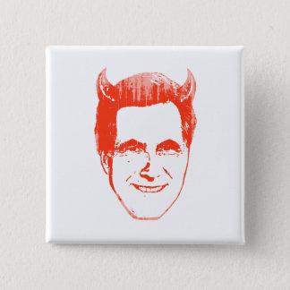 Devil Romney.png Pinback Button