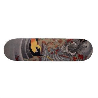 Devil Samurai Skateboard Deck