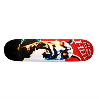 Devil Skateboard