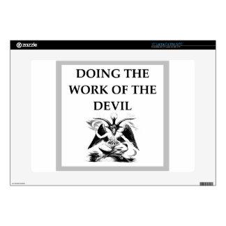 DEVIL SKIN FOR LAPTOP
