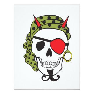 Devil Skull Invite