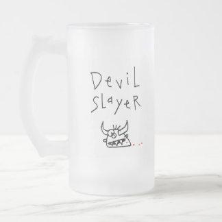 Devil Slayer Coffee Mug
