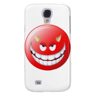 Devil Smiley Face 2 Samsung Galaxy S4 Case
