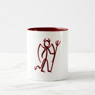 Devil - Stickman Mug