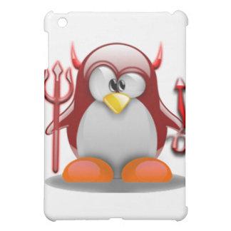 Devil Tux (Linux Tux) iPad Mini Cases