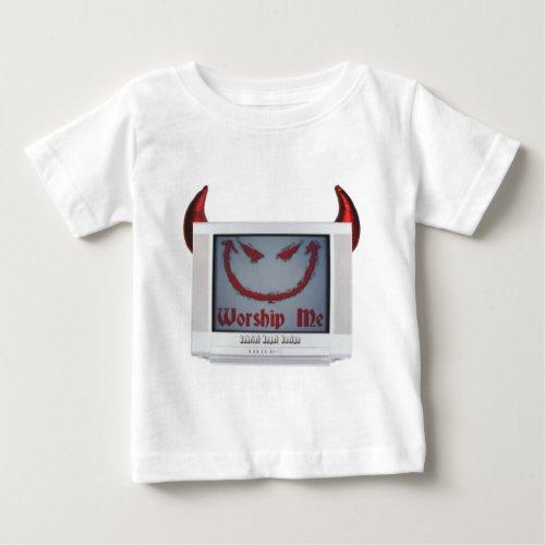 Devil TV Baby T_Shirt