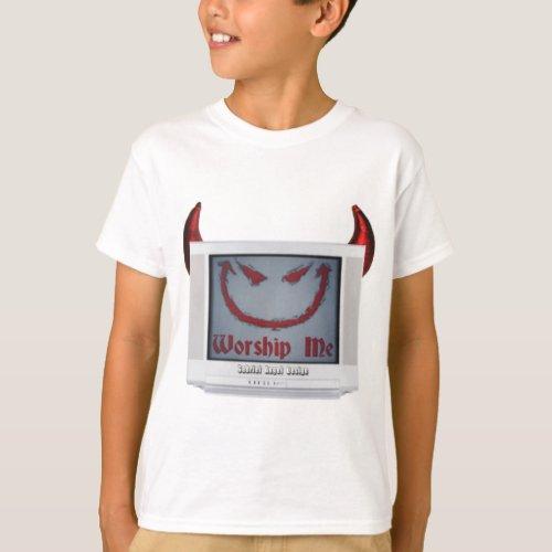Devil TV T_Shirt