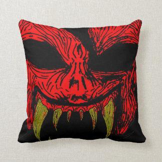 Devil Twins Pillow