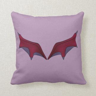 Devil wins pillow
