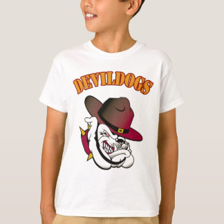 Devildogs Football T-Shirt