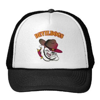 Devildogs Football Trucker Hat
