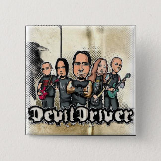 DevilDriver Pin Badge