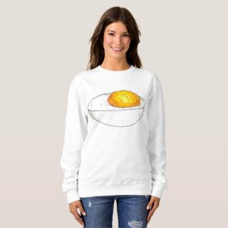 Deviled Egg Eggs Picnic Food Foodie Sweatshirt