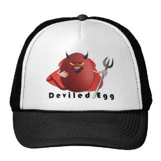 'deviled egg' funny egg humorous hat