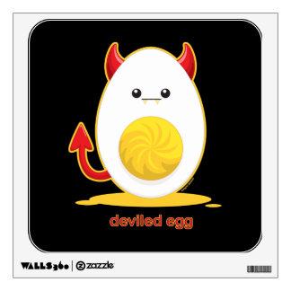 Deviled Egg Wall Sticker