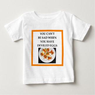 DEVILED eggs Baby T-Shirt