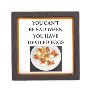 DEVILED eggs Gift Box