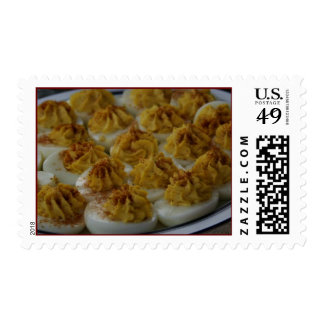 Deviled Eggs Postage