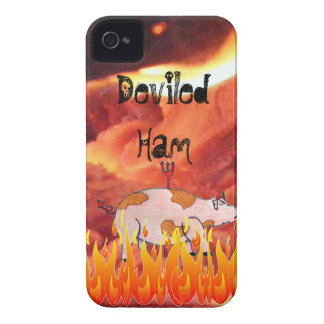 Deviled Ham iPhone 4 Case