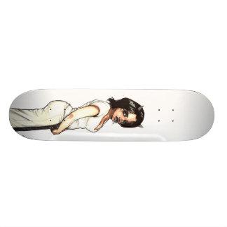 DevilGirl Zena Skateboard
