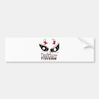 devilish COUSIN Bumper Stickers