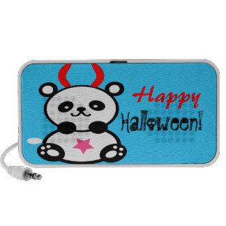 ♫♥Devilish Cute Baby-Panda Doodle Speaker♥♪