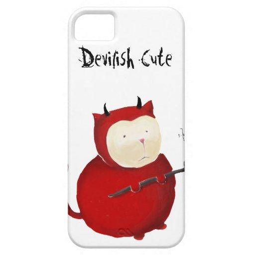 Devilish Cute iPhone SE/5/5s Case