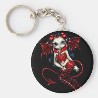 """""""Devilish Fairy"""" Keychain"""