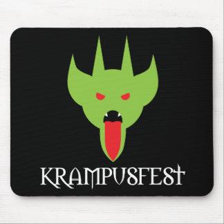 Devilish Krampus Mousepad