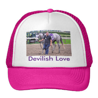 Devilish Love Trucker Hat