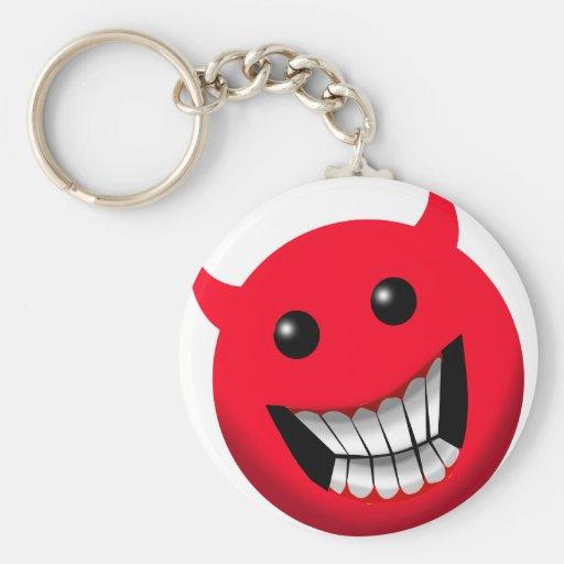 Devilish Smile Keychains