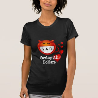 """Devilish Smiley"" Shirts"